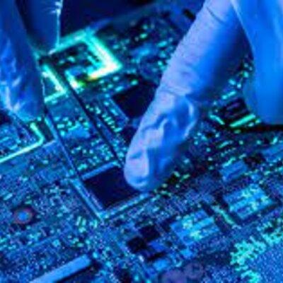 La Tecnología moderna y la revolución electrónica timeline