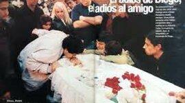 Accidente y fallecimiento del cantante Rodrigo Bueno timeline