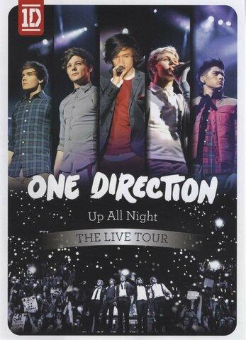 lived DVD