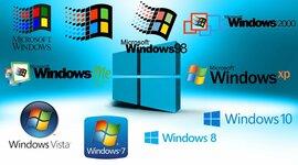 Linha do tempo versões dos sistemas operacionais da Microsoft  timeline