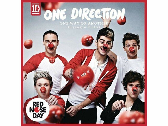 they released One Way Or Another