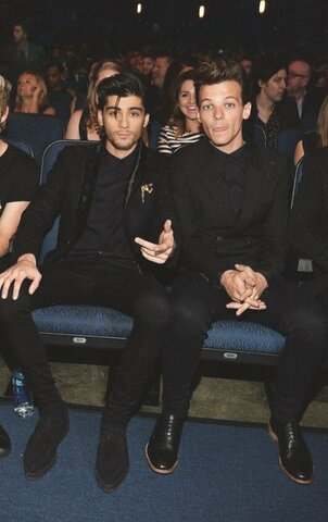 louis separated from his best friend
