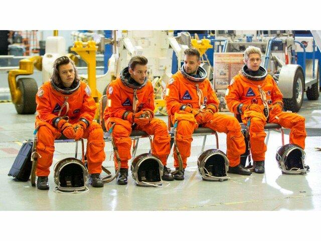 Louis was at NASA