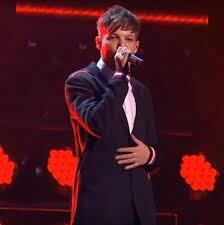 Louis performs
