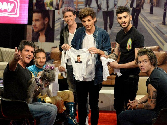 participated in 1D Day