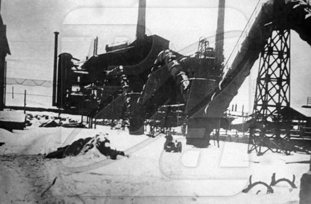 Premier grand accident nucléaire