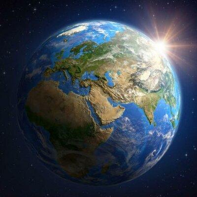 Història de la Terra timeline