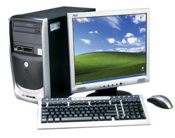 Tercer ordenador