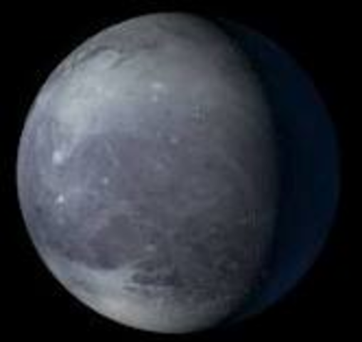 American astronomer Clyde Tombaugh discovers the planet Pluto