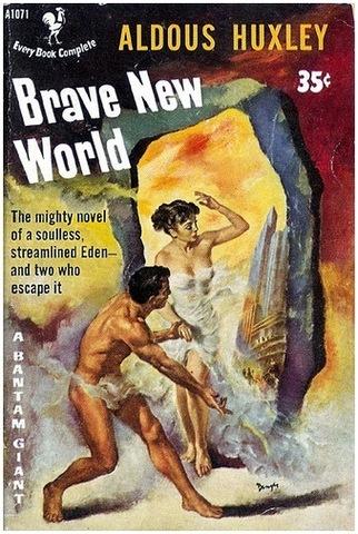 Brave New World Published