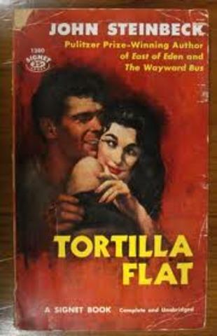 Tortilla Flat Published
