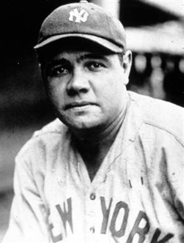 The greatest hitter in the history of baseball, Babe Ruth, retires from Major League Baseball