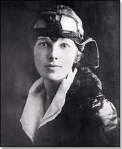 Amelia Earhart declared legally dead