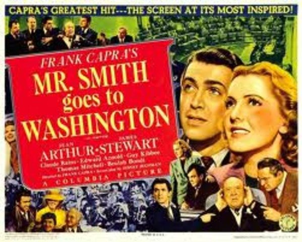 """""""Mr. Smith Goes to Washington"""" Released"""