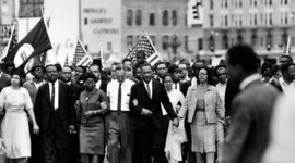 Civil Rights Movement Project timeline