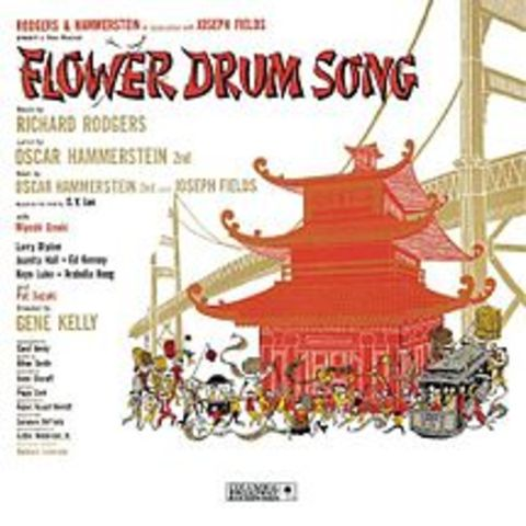"""Rodgers and Hammerstein- Opening of """"Flower Drum Song"""" on Broadway"""