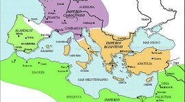 Imperios medievales, por Marta Márquez Bejarano timeline