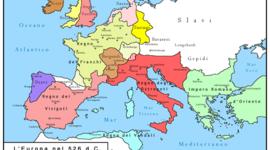 Imperios medievales por Dario timeline