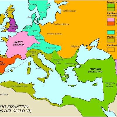 Imperio Medievales por Jesús  timeline