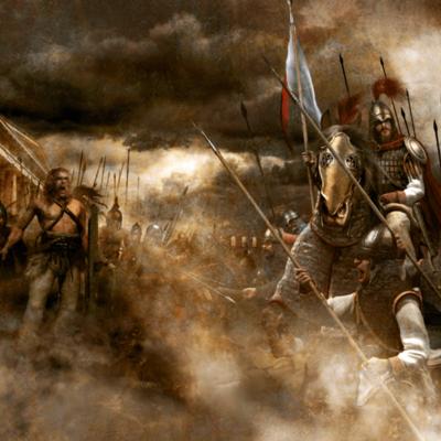 Imperios medievales, por Gonzalo Gasca Gallego timeline