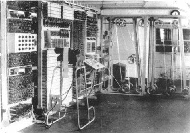 Mark I Colossus, el primer ordenador