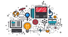 Línea del tiempo: Evolución de las TIC y su aplicación en la sociedad timeline