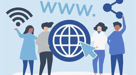 La historia de la web y los navegadores timeline