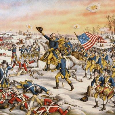 American Revolution Era Grodek timeline