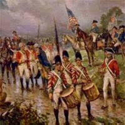 American Revolution Era - Drew Scalice timeline