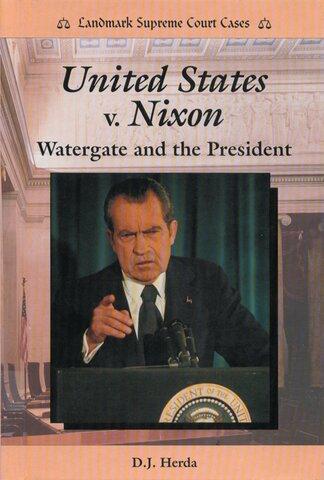 United States v Nixon