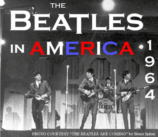 The Beatles take America