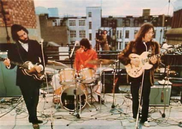 The Beatles' Last Public Performance