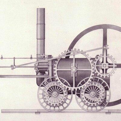 La máquina de vapor  timeline