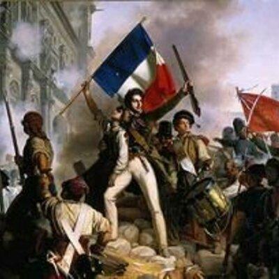 L'evolució de la revolució francesa timeline