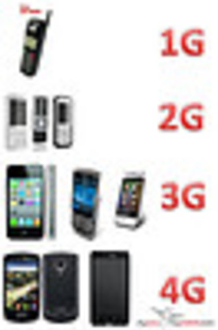 Introduction of 2G technology