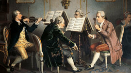 The Classical Era (1730-1810) timeline