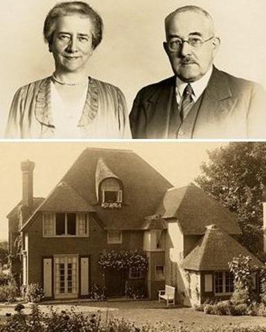 Su casa en Holanda