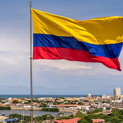 Historia de denominaciones en Colombia timeline