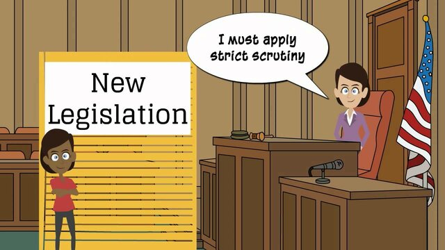 Strict scrutiny