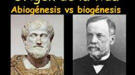 Abiogénesis y Biogénesis timeline