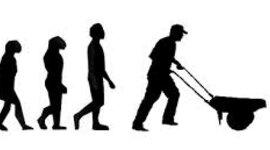 Evolución de la economía timeline