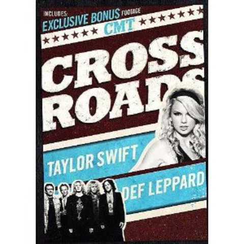 Taylor was a guess star on CMT Crossroads