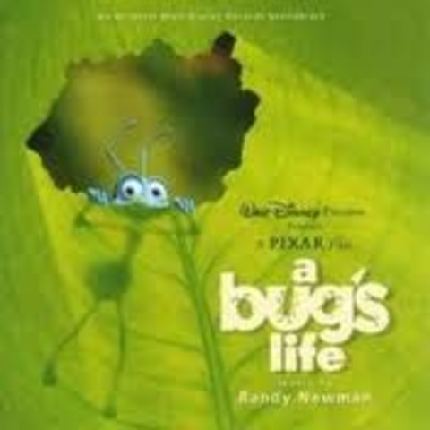 """The release of the film """" A Bugs Life"""""""