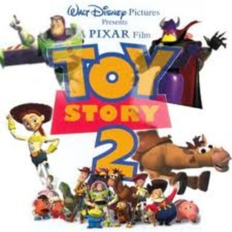 """The release of the film """"Toy Story 2"""""""