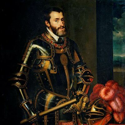 Charles I of Spain timeline