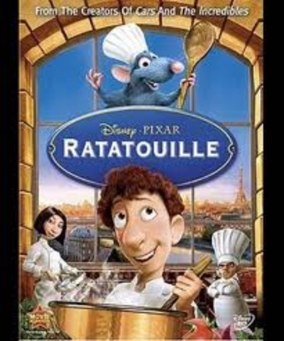 "The release of the film ""Ratatouille"""