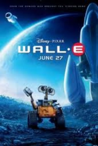 """The release of the film """"Wall-E"""""""