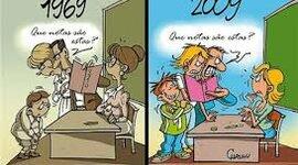 LA EDUCACIÓN A LO LARGO DE LA HISTORIA timeline