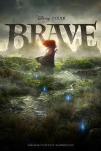 """Hopefully the release of the film """"Brave"""""""