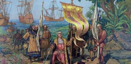 Descobirment d'Àmerica (fi de l'edat mitjana)